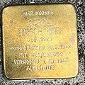 Stolpersteine Gouda Joubertstraat201 (detail2).jpg