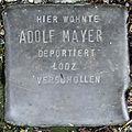 Stolpersteine K-Neuehrenfeld Siemensstr 60 Adolf Mayer.jpg