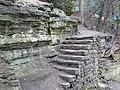 Stone Steps - geograph.org.uk - 706766.jpg