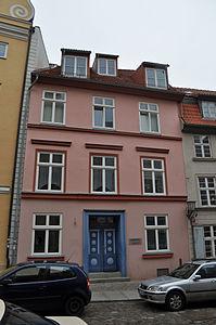 Stralsund, Fährstraße 28 (2012-03-11), by Klugschnacker in Wikipedia.jpg