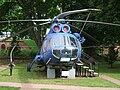 Stralsund, Marinemuseum, Hubschrauber Mi 8 TB (2007-06-03).JPG