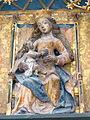 Stralsund Nikolaikirche - Schneideraltar 2 Madonna.jpg