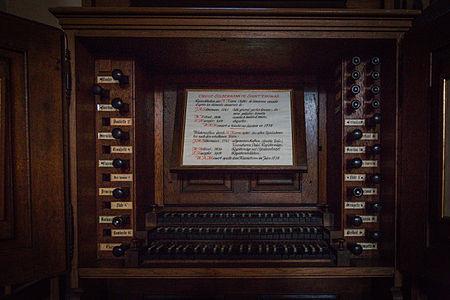Église Saint-Thomas de Strasbourg — Wikipédia