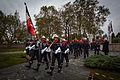 Strasbourg nécropole nationale de Cronenbourg cérémonie 1er novembre 2013 22.jpg