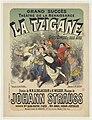 Strauss - La Tzigane poster - Original.jpg