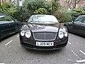 Streetcarl Bentley continental GTC (6437360669).jpg