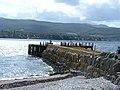 Strone Pier (derelict) - geograph.org.uk - 865180.jpg