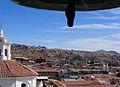 Sucre.- L' église San Felipe de Neri.jpg