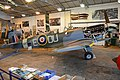 Supermarine Spitfire LF.Vc 'AR501 - DU-E' (G-AWII) (36243689442).jpg