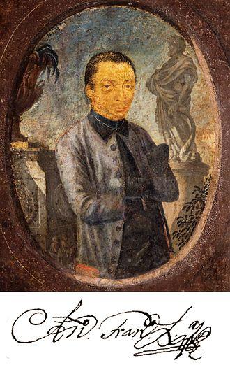 Aleijadinho - Image: Suposto retrato de Aleijadinho