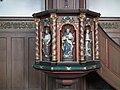 Suttrop, St Johannes Enthauptung 15 - pulpit.JPG