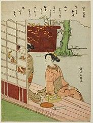 Poem by Sakanoue no Korenori