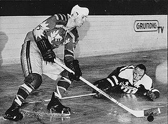"Djurgårdens IF Hockey - Sven ""Tumba"" Johansson"