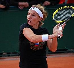 Svetlana kuznecova na roland garros 2011