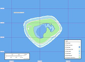 Map of Swains Island
