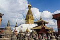 Swayambhunath Stupa -Kathmandu Nepal-0335.jpg