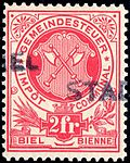 Switzerland Biel Bienne 1903 revenue 2Fr - 6B.jpg