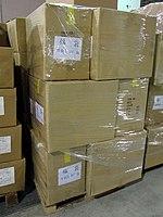 Sword Art Online fukubukuro boxes of Muse Communication booth 20160211.jpg