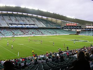 1992 Great Britain Lions tour of Australasia - Image: Sydney Football Stadium