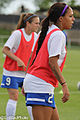 Sydney Leroux 2013-05-11 Spirit - Breakers-8 (8964571271).jpg