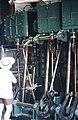 Sydney ferry KARRABEE original steam engine from ferry PHEASANT at Powerhouse Museum Castle Hill depot.jpg
