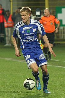 Sylwester Patejuk Polish footballer