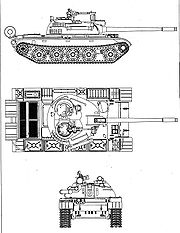 T-55A 1