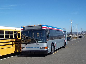 Transit Authority of River City - Gillig 1309