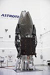TDRS-M inside the Astrotech facility in Titusville.jpg