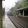 TRA EMU501 into Nuannuan Station 20120304.jpg