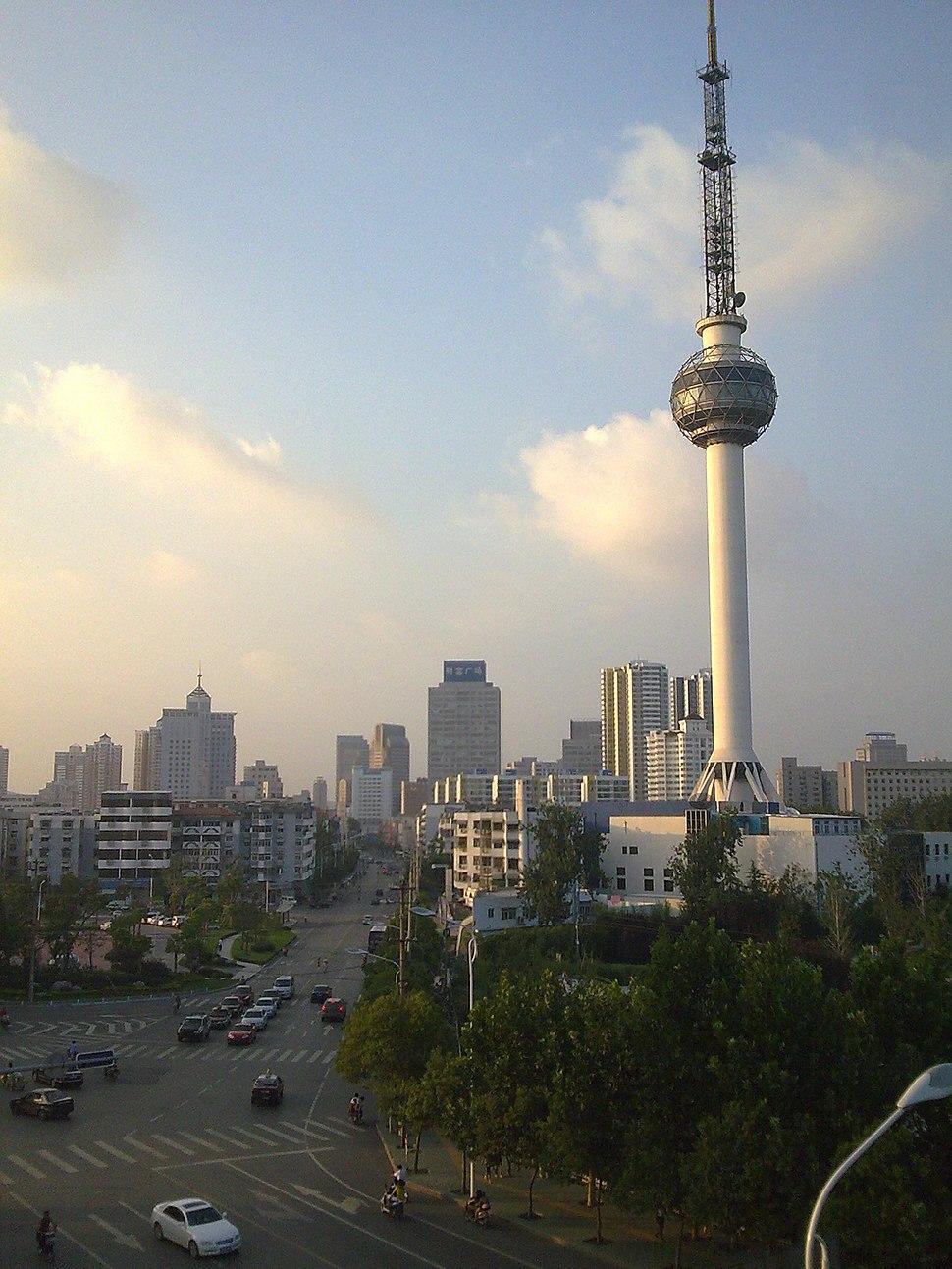 TV Tower of Xuzhou