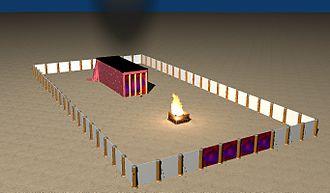 Tabernacle - Tabernacle Mishkan Tent - The Desert tabernacle