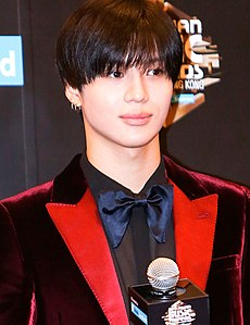 Taemin at 18th Mnet Asian Music Awards 03.jpg