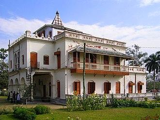 Rabindranath Tagore - Tagore's house in Shelaidaha, Bangladesh
