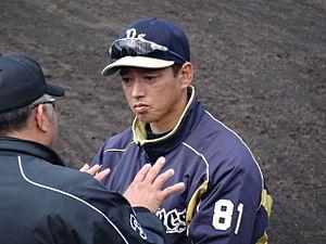So Taguchi - Taguchi with the Orix Buffaloes