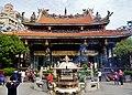 Taipeh Longshan-Tempel Mitteltempel 2.jpg
