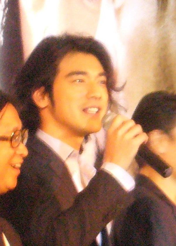 Photo Takeshi Kaneshiro via Wikidata
