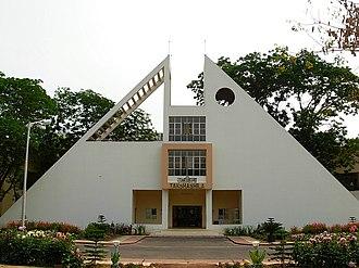 Indian Institute of Technology Kharagpur - Takshashila complex