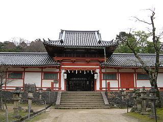 Tamukeyama Hachiman Shrine