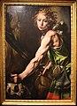 Tanzio da varallo, davide con la testa di golia, 1625 circa (pinacoteca civica di varallo) 02.JPG