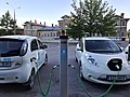 Tartu railway station electric car rental.jpg