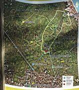 Tauler informatiu a la Muntanyeta dels Sants (País Valencià).jpg