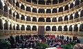 Teatro Lauro Rossi, Macerata, Italy. Vista dal palco.jpg