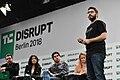 TechCrunch Disrupt Berlin 2017 (45392697274).jpg