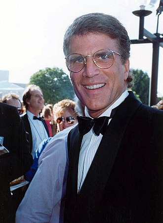 Ted Danson - Danson at the 42nd Emmy Awards, September 1990