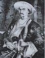 Tekari Maharaj Mitrajeet Singh, 1763 - 1840 AD.JPG