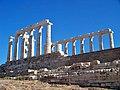 Temple of Poseidon, Cape Sounion (4693272398).jpg