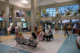 Image illustrative de l'article Aéroport International Del Caribe Santiago Mariño