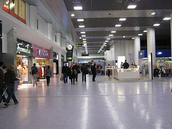 Manchester Airport Travel Guide At Wikivoyage