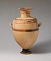 Terracotta Hadra hydria (water jar) MET DP121933.jpg